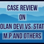 A Case Review on Phoolan Devi vs. State of M.P and Others
